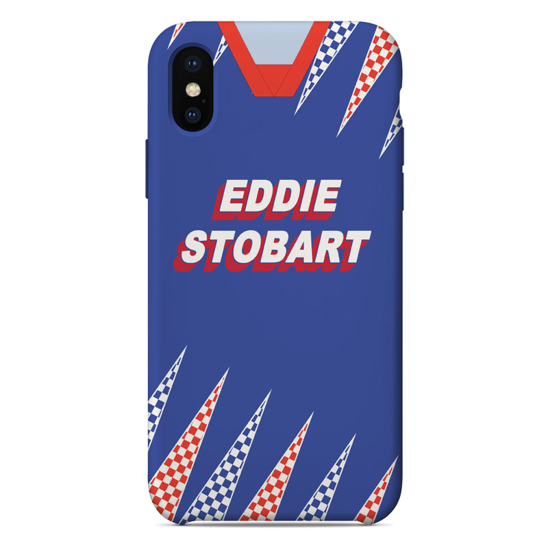 Carlisle United 1973-78 Home Shirt Phone Case