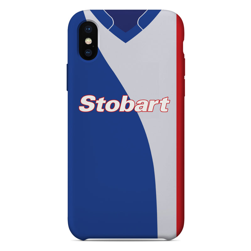 Carlisle United 2007/08 Home Shirt Phone Case