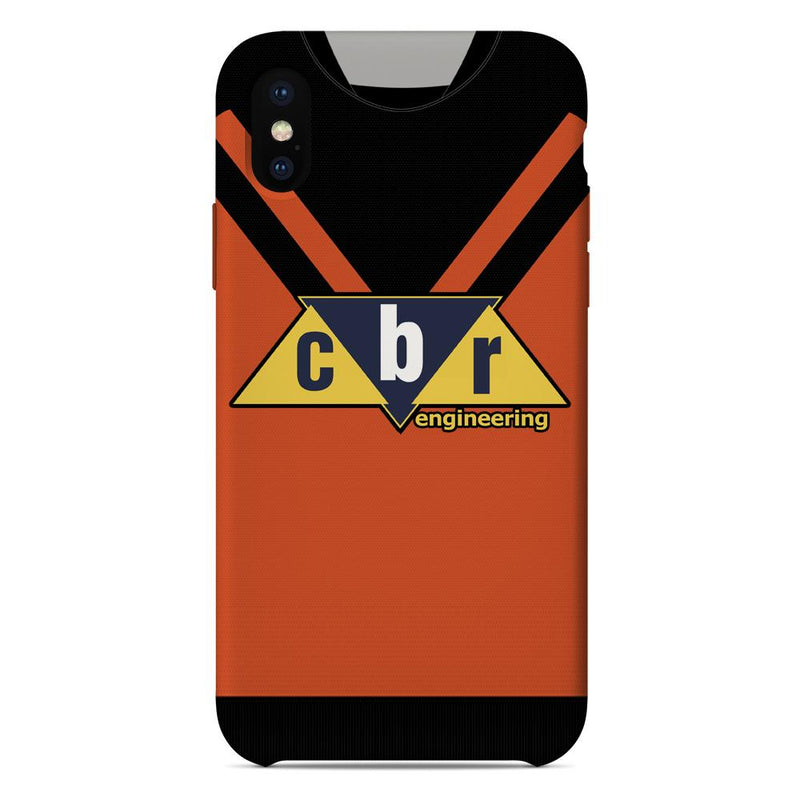 Castleford Tigers 2018/19 Home Shirt Phone Case