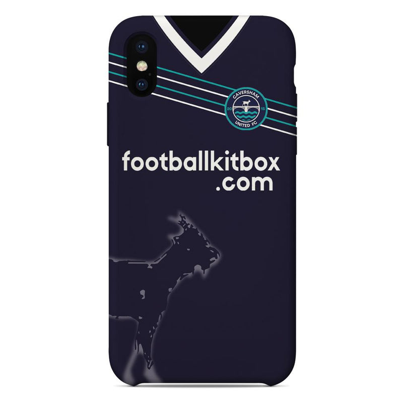 Caversham United 2018/19 Home Shirt Phone Case