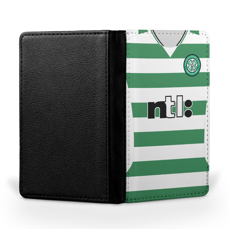 Celtic F.C. 1967 Home Shirt Passport Case