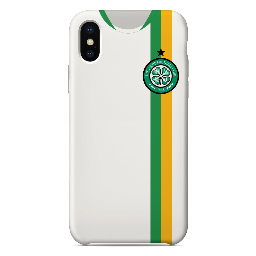 official photos d635f ceafd Celtic F.C. 2006-08 European Home Shirt Phone Case | Nostalgia Cases