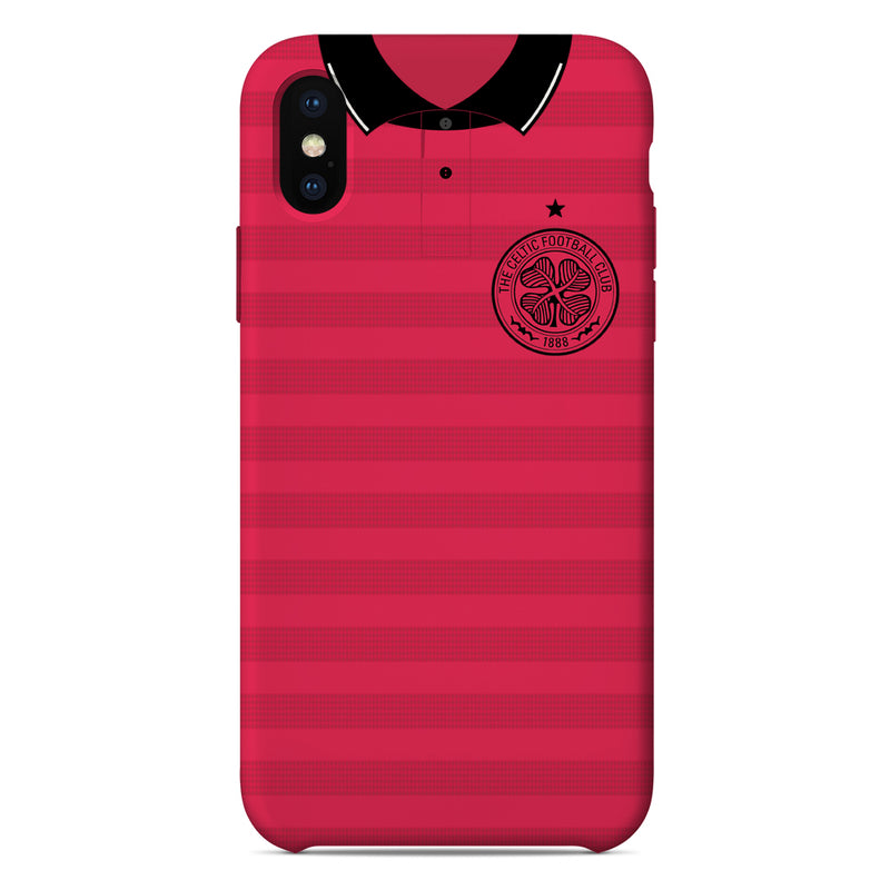 13bf12a5704 Celtic F.C. 1984-1986 Away Shirt Phone Case