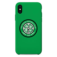 Celtic F.C. Crest Green Phone Case