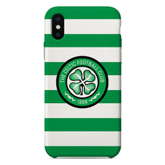 Celtic F.C. Crest Hoops Phone Case