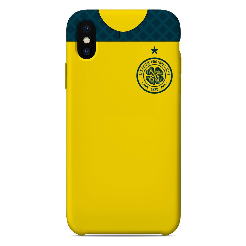 Celtic F C  2019/20 Away Shirt Phone Case | Nostalgia Cases