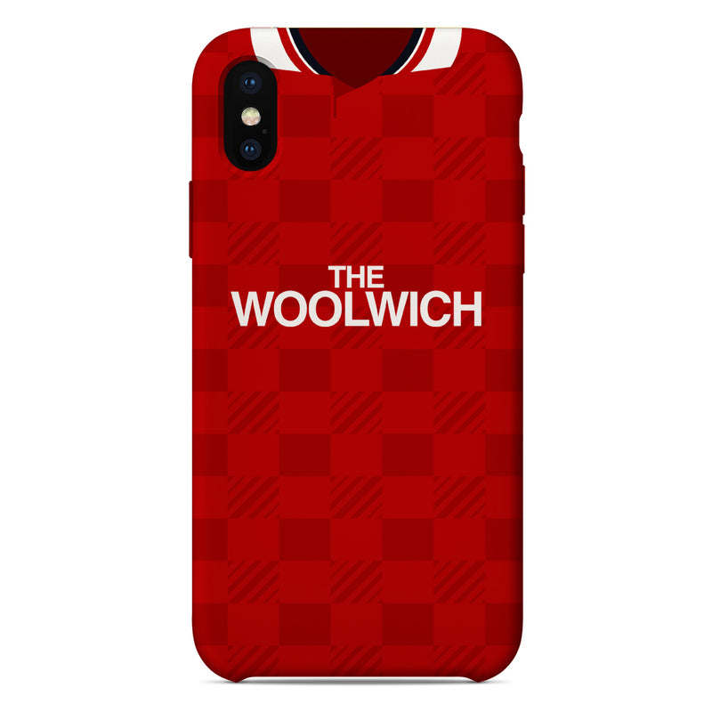Charlton Athletic 1981/82 Home Shirt Phone Case