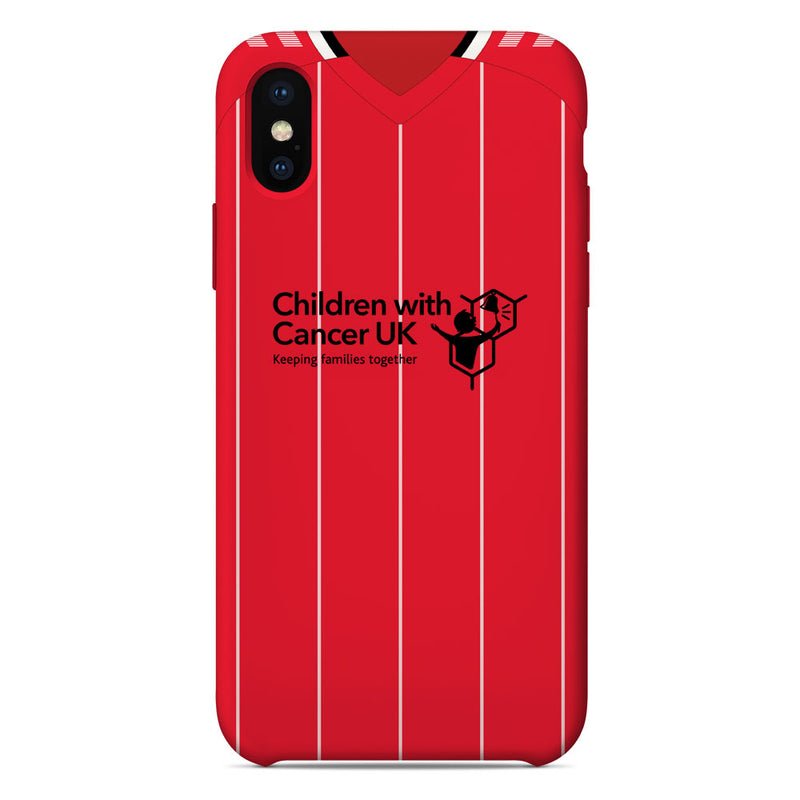 KaisAyr F.C. 2019/20 Home Shirt Phone Case