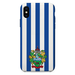 Chertsey Town F.C. 2019/20 Home Shirt Phone Case