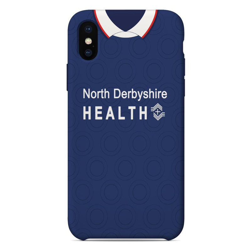 Chesterfield 1997 FA Cup Semi Final Shirt Phone Case