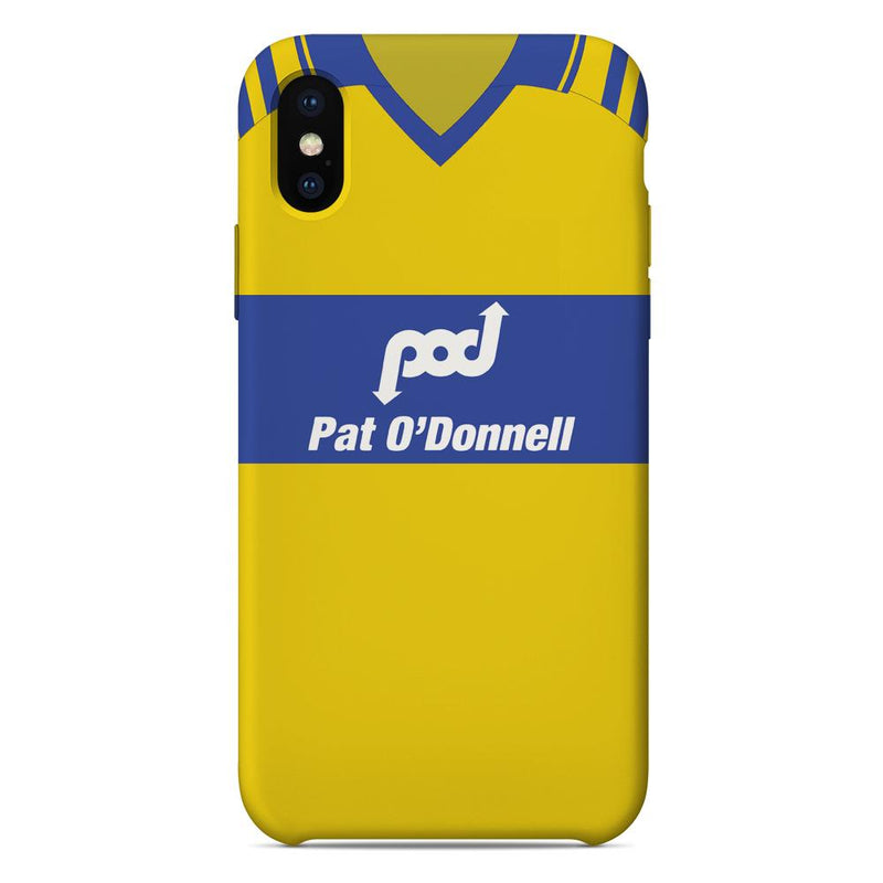Clare Camogie 2018 Home Shirt Phone Case