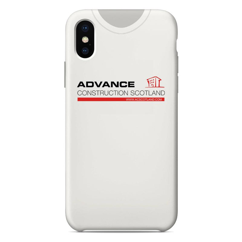 Clyde 2018/19 Home Shirt Phone Case