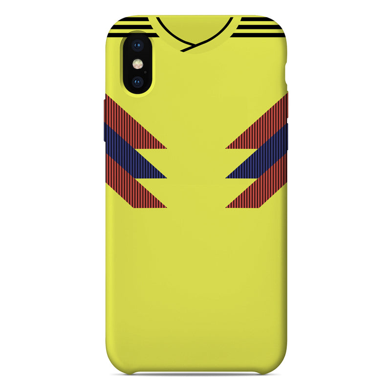 Colombia World Cup 2018 Home Shirt Phone Case