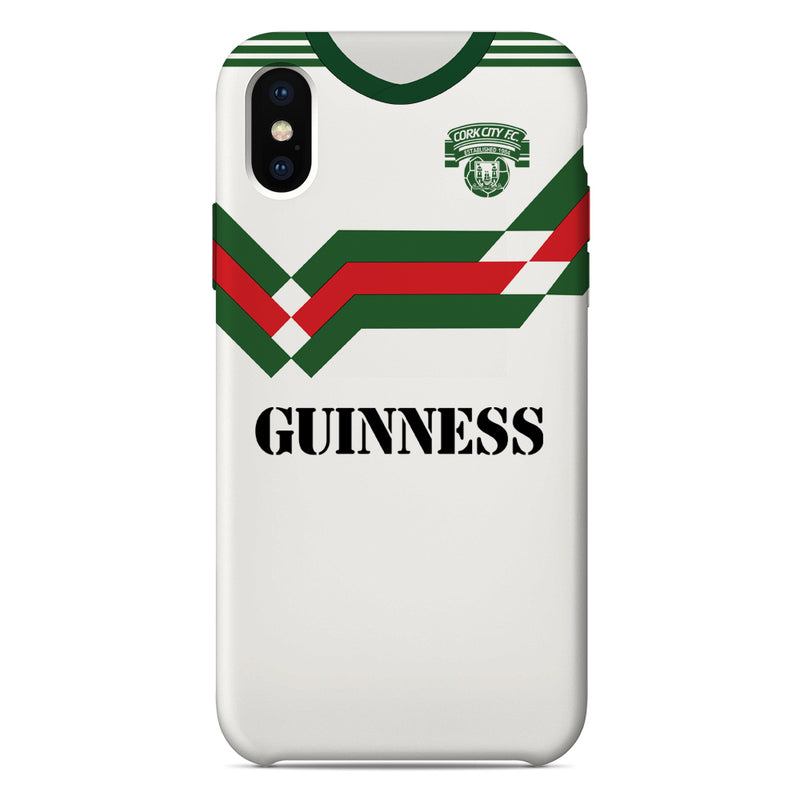 Cork City F.C. 1990/91 Home Shirt Phone Case