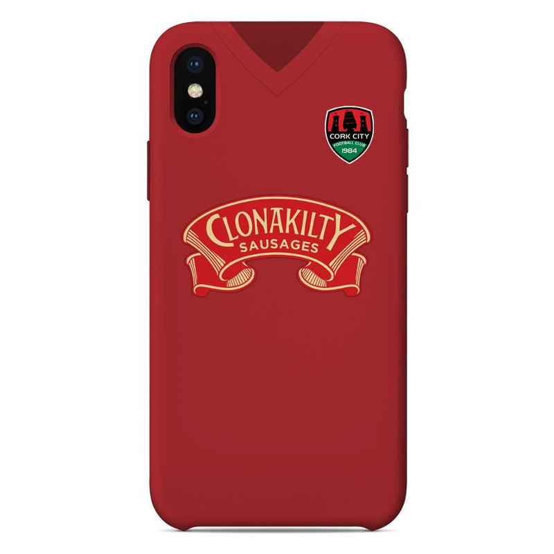 Cork City F.C. 2016 Away Shirt Phone Case