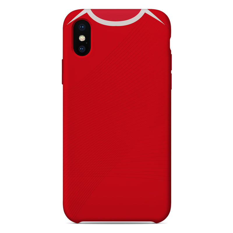 Costa Rica World Cup 2018 Away Shirt Phone Case
