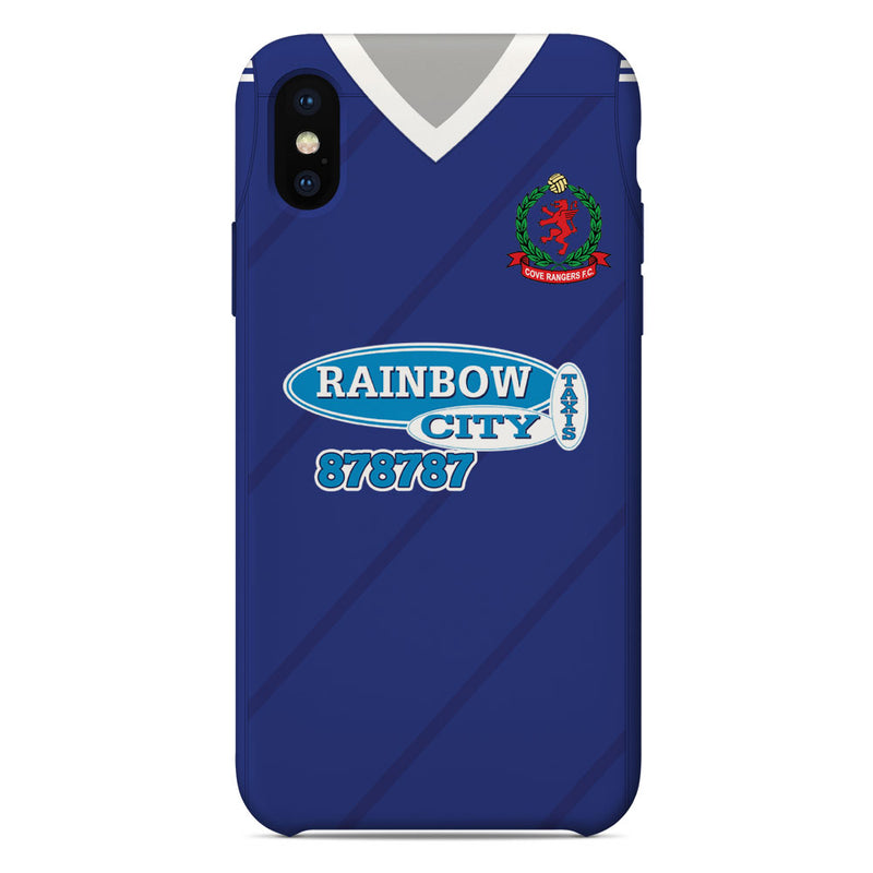 Cove Rangers 2018/19 Home Shirt Phone Case