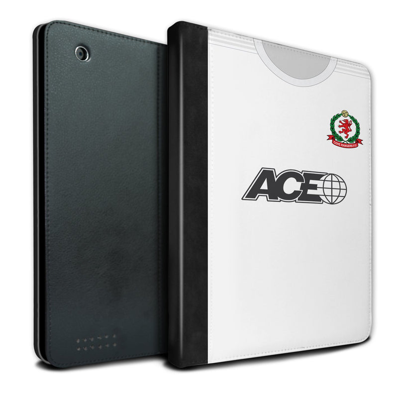 Cove Rangers F.C. 2019/20 Away Shirt iPad Case