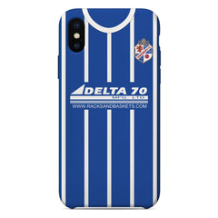 Cowdenbeath F.C. 2019/20 Home Shirt Phone Case