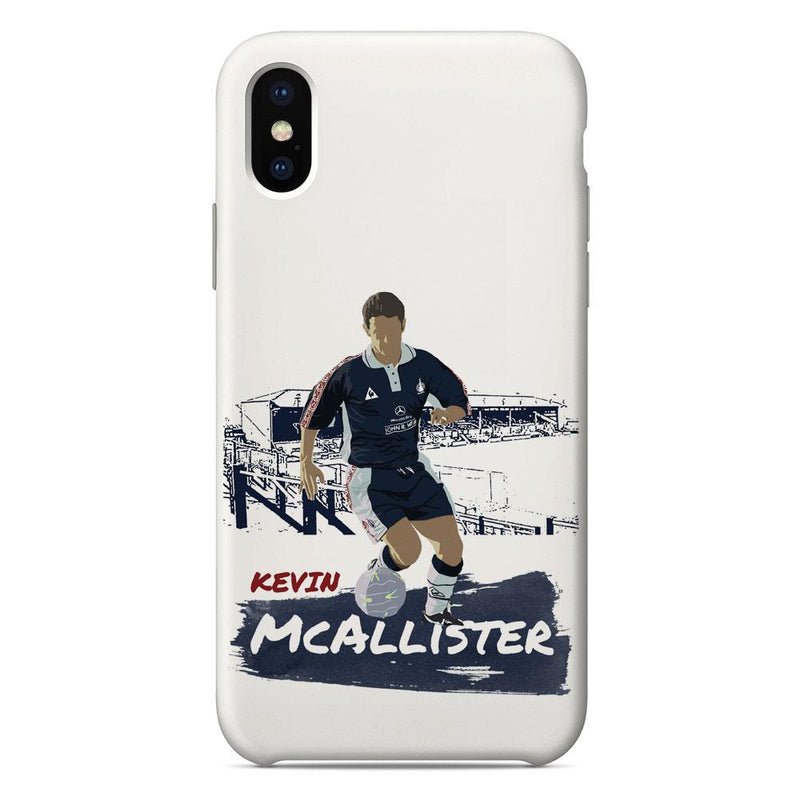 Falkirk F.C. 2020/21 Home Shirt Phone Case