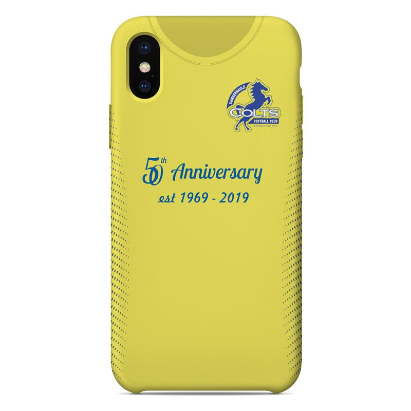 Cumbernauld Colts 50th Anniversary Shirt Phone Case