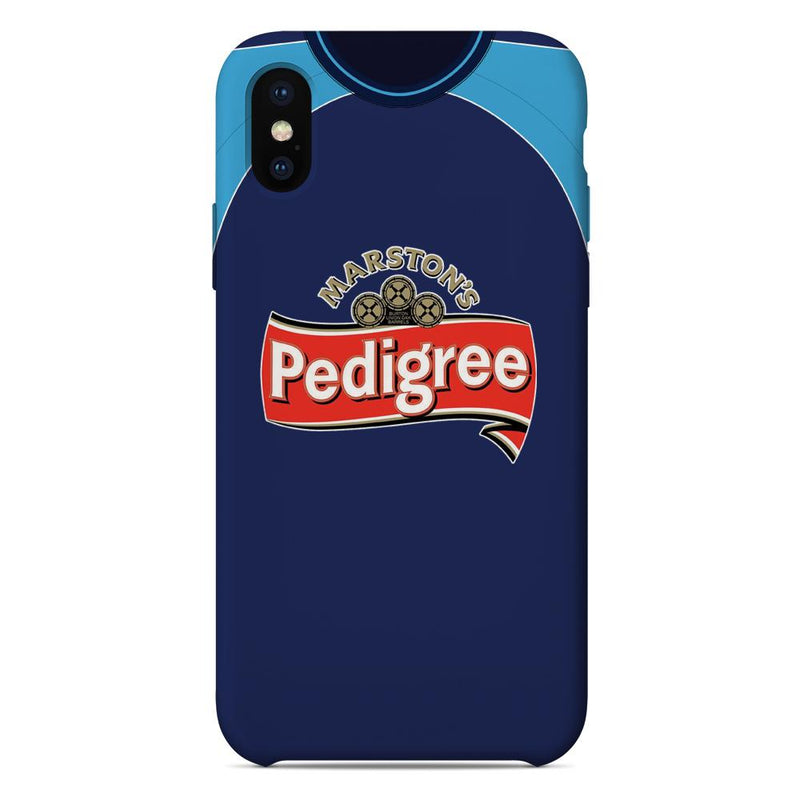 Derby County 1981-1984 Home Shirt Phone Case