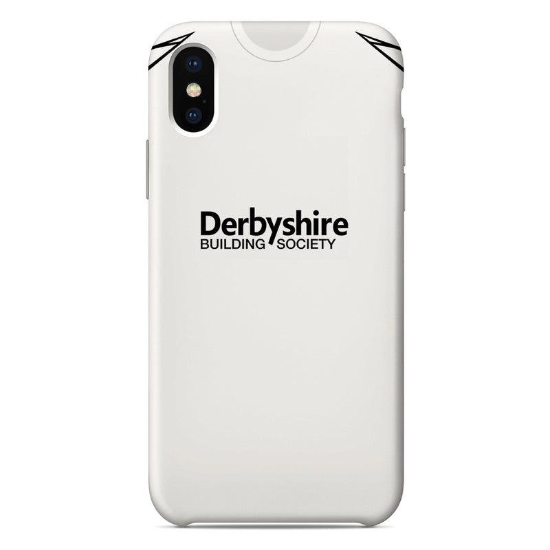 Derby County 2007/08 Home Shirt Phone Case