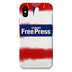 Doncaster Rovers 1992/93 Home Shirt Phone Case