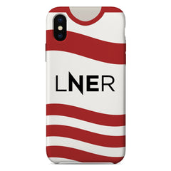 Doncaster Rovers 1984-87 Home Shirt Phone Case