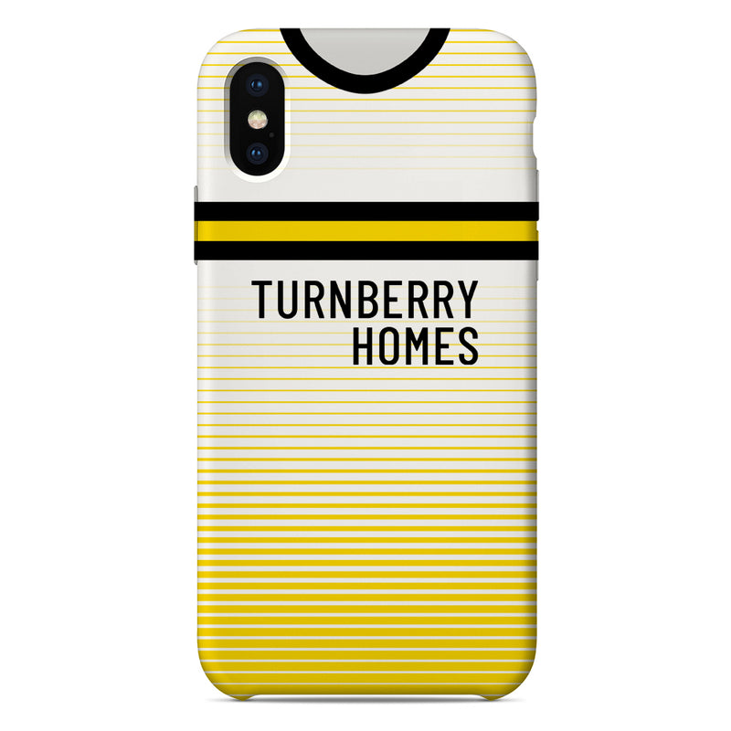 Dumbarton 2018/19 Home Shirt Phone Case