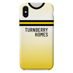 Dumbarton 1979-83 Home Shirt Phone Case