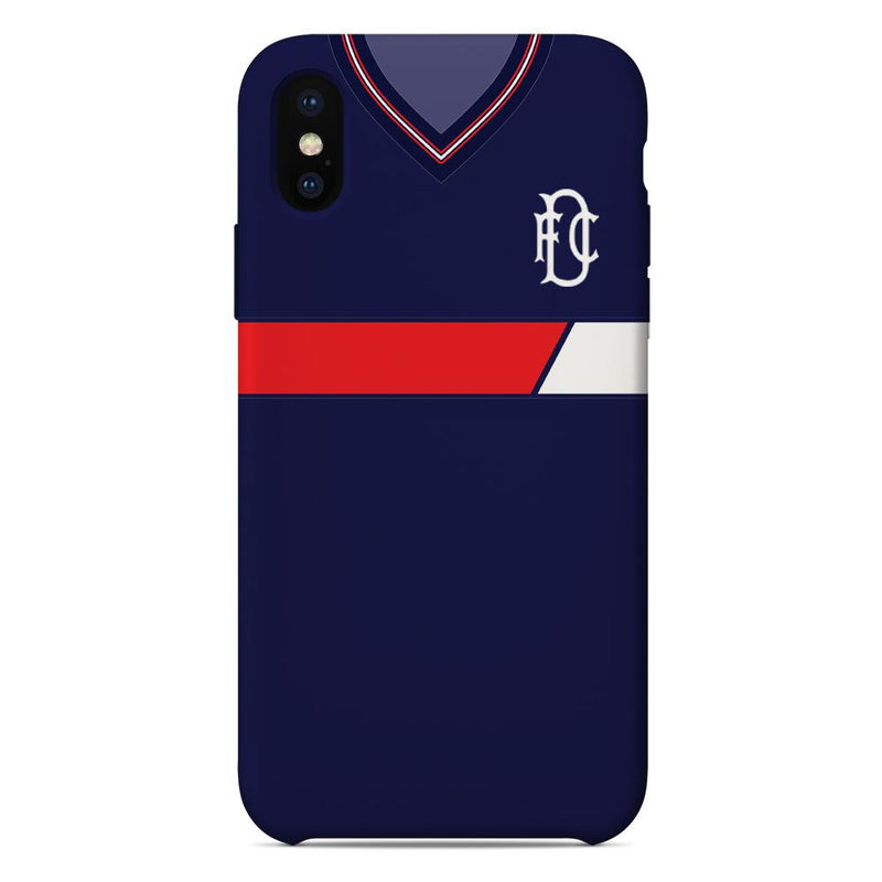 Dundee F.C. 1985-1987 Home Shirt Phone Case