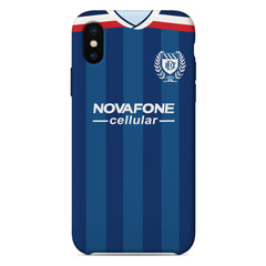 Dundee F.C. 1987-89 Home Shirt Phone Case