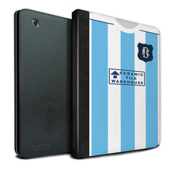 Dundee F.C. 2001-2002 Away Shirt iPad Case