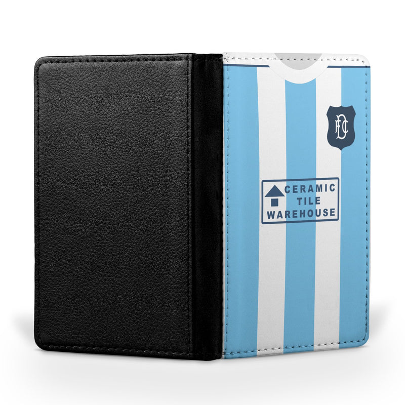 Dundee F.C. 2001/02 Away Shirt Passport Case