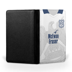 Dundee F.C. 2018/19 Third Shirt Passport Case