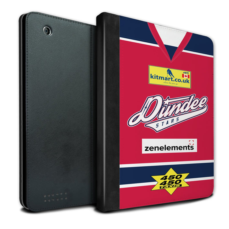 Dundee Stars 2018/19 Alternate Jersey iPad Case