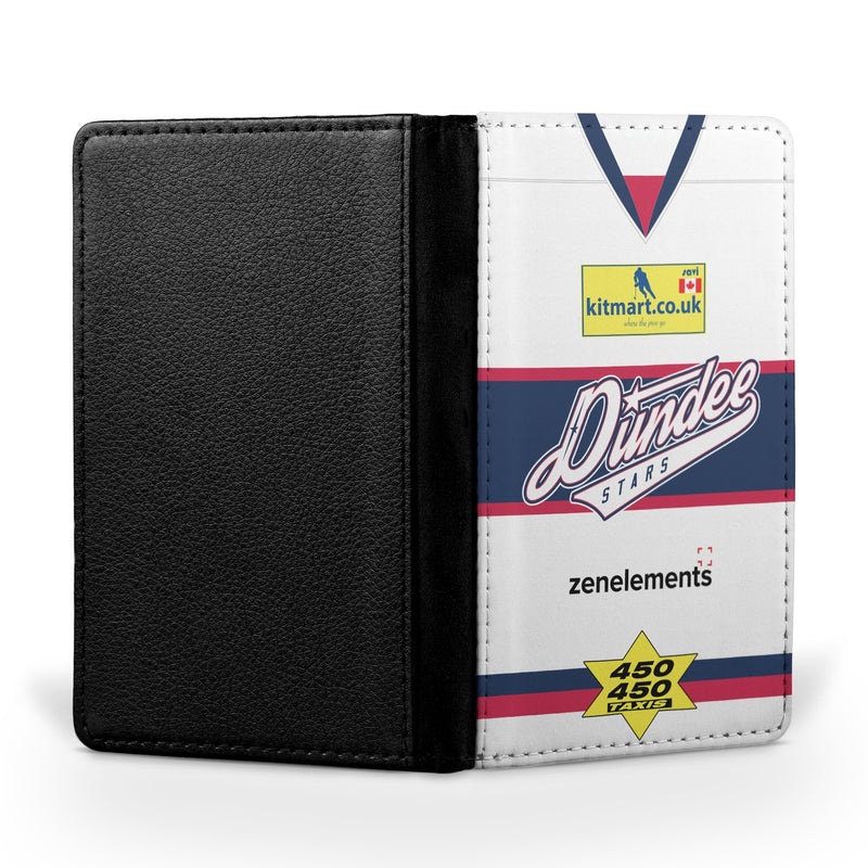 Dundee Stars 2018/19 Away Jersey Passport Case
