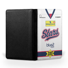 Dundee Stars 2019/20 Away Jersey Passport Case