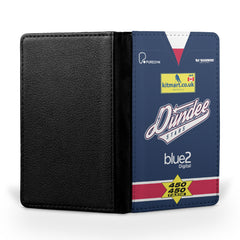 Dundee Stars 2019/20 Home Jersey Passport Case