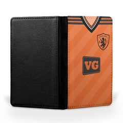 Dundee United F.C. 1984-87 Home Shirt Passport Case