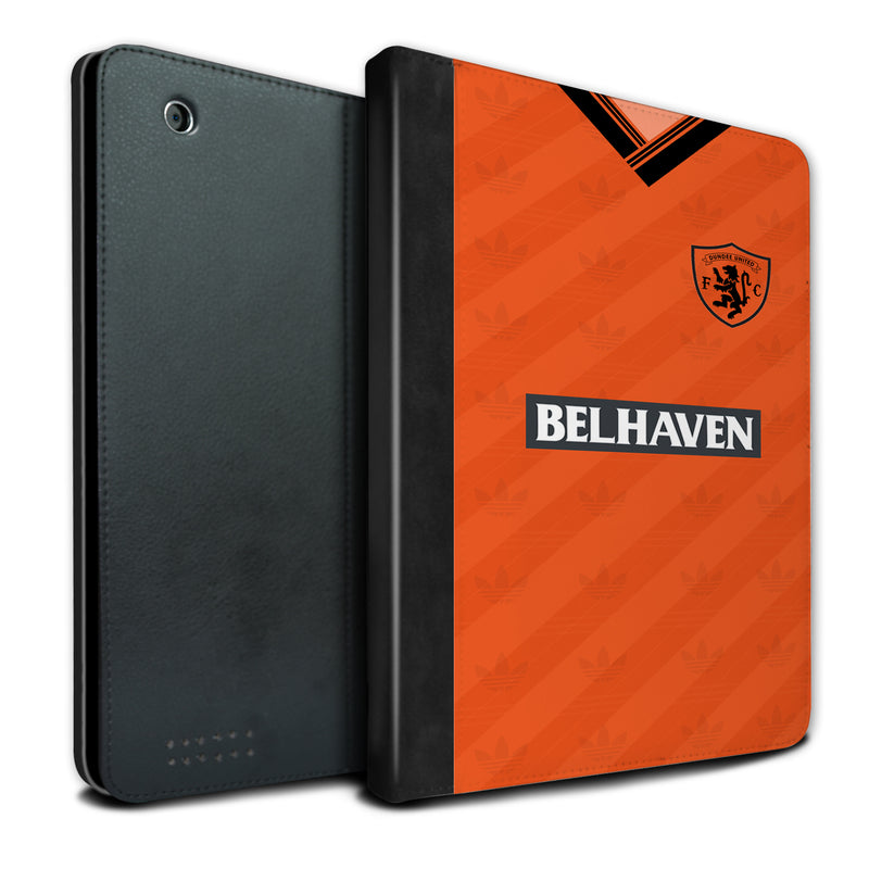 Dundee United F.C. 1988-1989 Home Shirt iPad Case