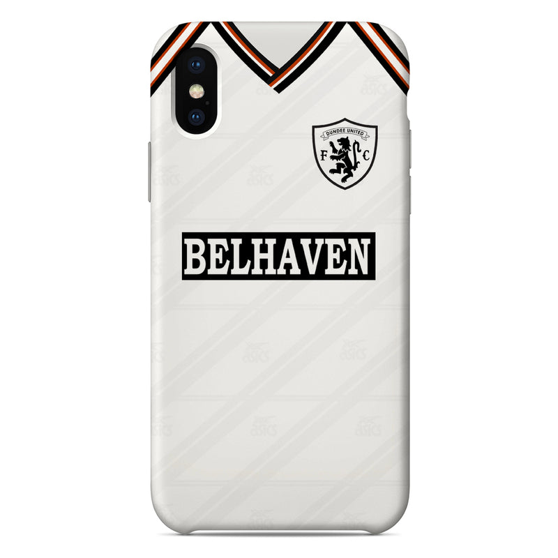 Dundee United F.C. 1990/91 Away Shirt Phone Case