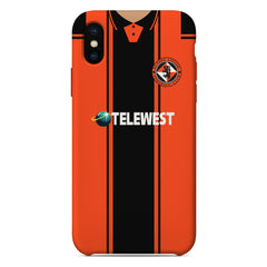 Dundee United F.C. 1999-2000 Home Shirt Phone Case
