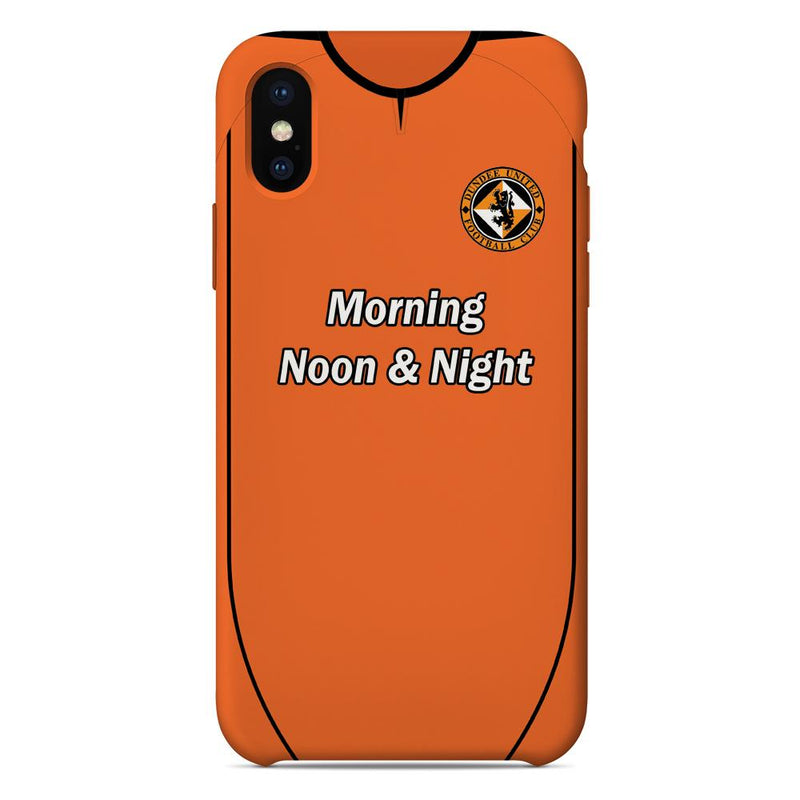 Dundee United F.C. 2004-06 Home Shirt Phone Case