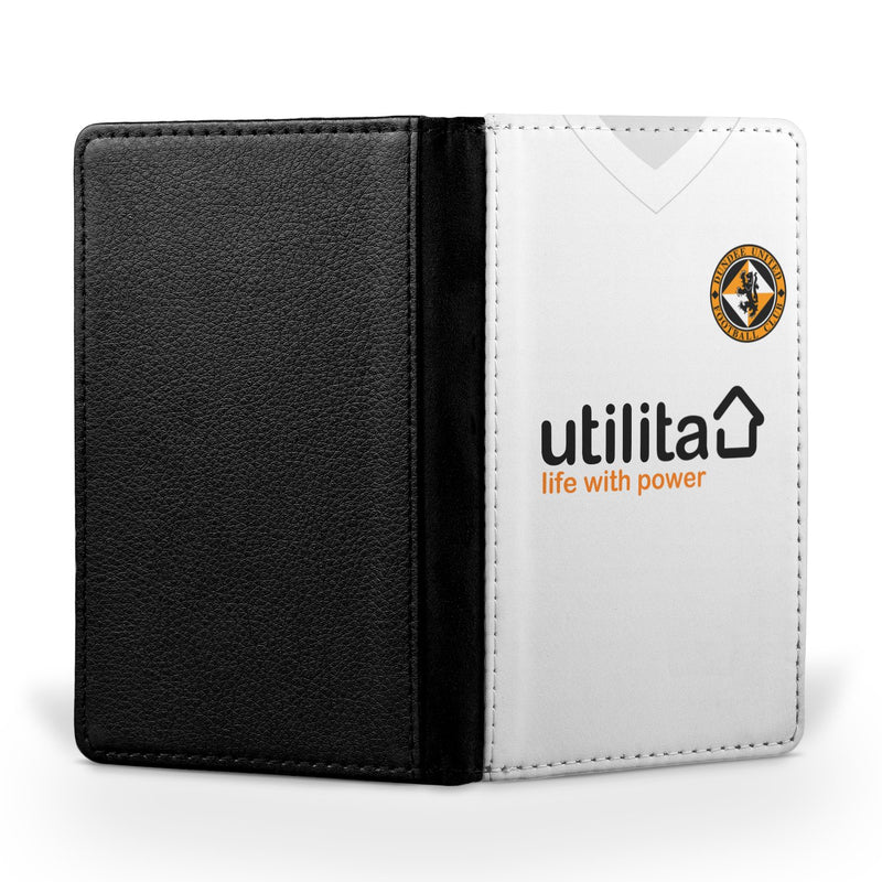 Dundee United F.C. 2018/19 Away Shirt Passport Case