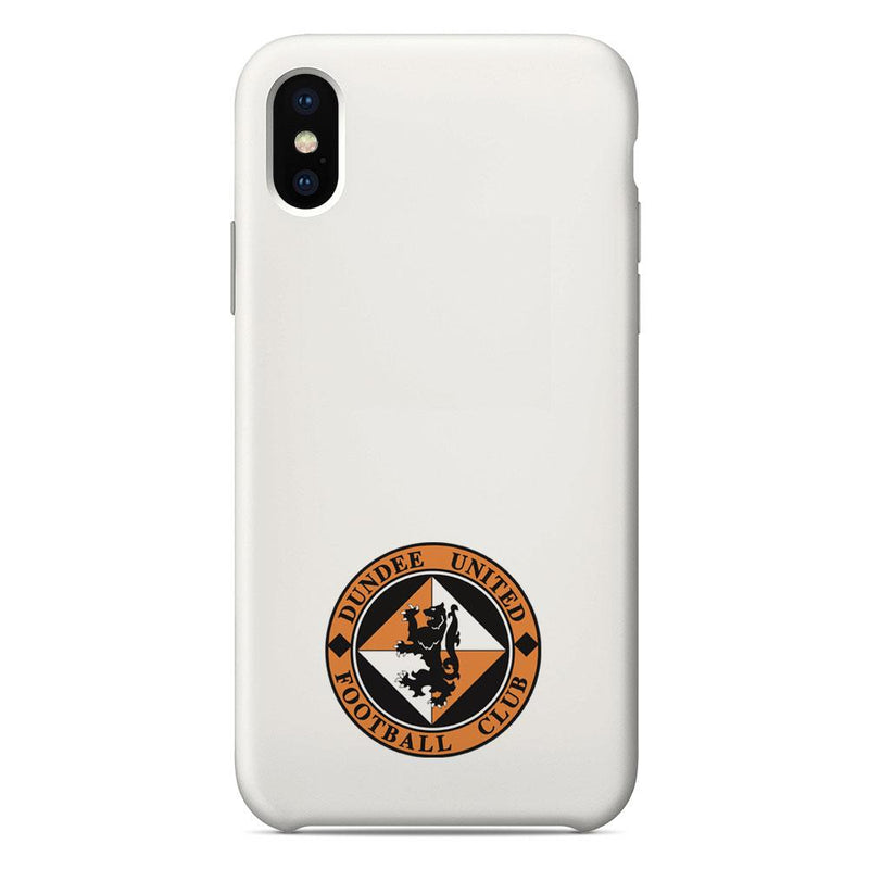 Dundee United F.C. Crest White Phone Case