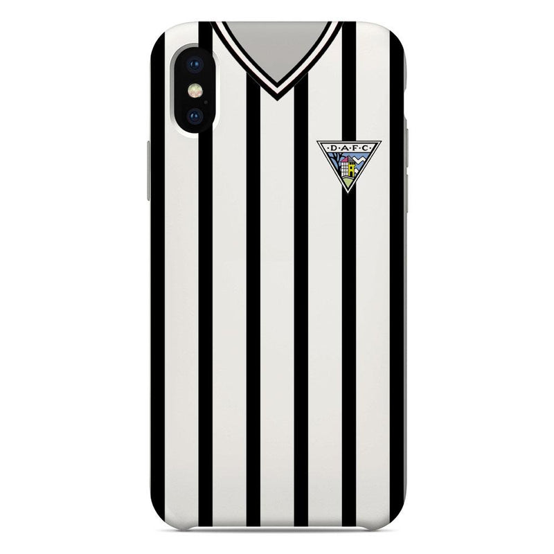 Dunfermline Athletic F.C. 1960/61 Home Shirt Phone Case