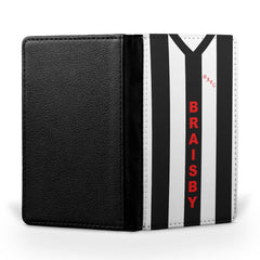 Dunfermline Athletic F.C. 1982/83 Home Shirt Passport Case