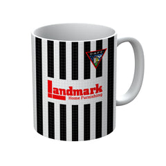 Dunfermline Athletic F.C. 1989/90 Home Shirt Mug